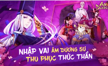 m Dương Sư Onmyoji – Game Mobile Hay Nhất Đầu Năm 2018