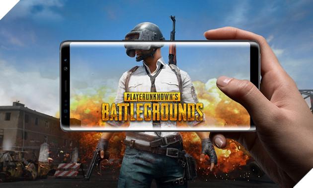 Game PUBG mobile
