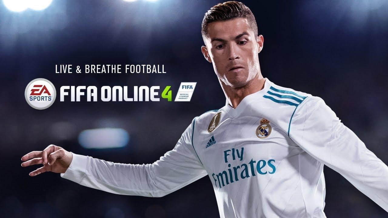 cài đặt game FiFa online 3