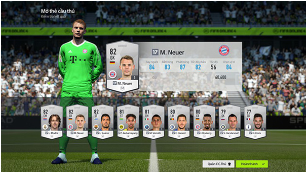 Review fifa online 4 một cách đầy đủ nhất