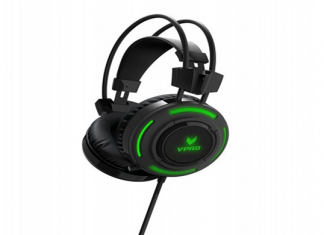 VH200 Illuminated gaming headset