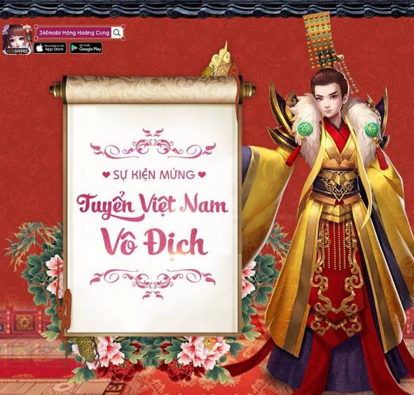 Việt Nam vô địch và những cơn sốt quà tặng trong game